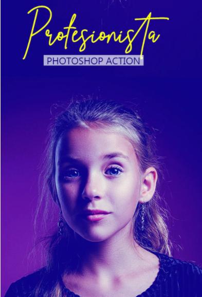 GraphicRiver - Profesionista - Photoshop Action